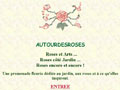 AUTOURDESROSES jardin, roses, animations demonstra